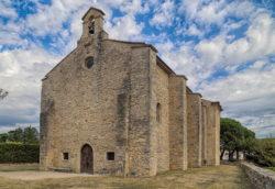 chapelle de saint quenin, vaison la romaine
