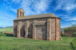 iglesia de san andrés de learza