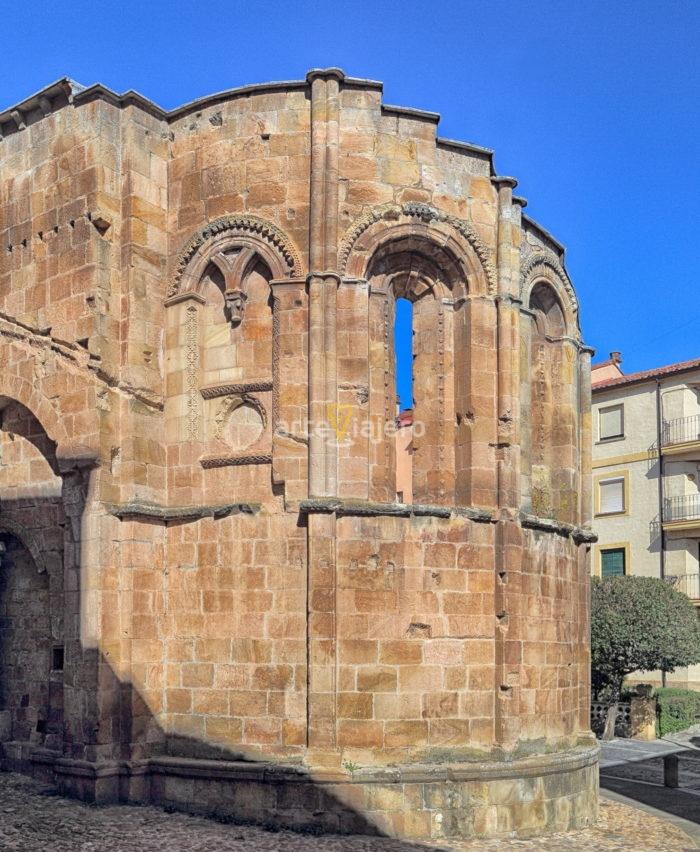 ruinas de la iglesia de san nicolás
