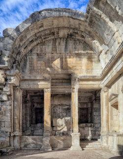 temple de diane nîmes