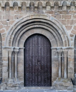 iglesia de carcastillo