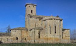 ribas de campos, monasterio de santa cruz de la zarza