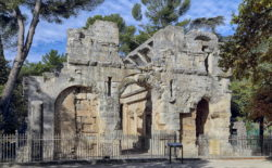 templo de diana nîmes