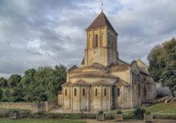 románico de aquitania