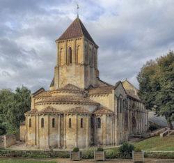 église saint hilaire de melle