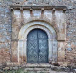 portadas románicas de soria