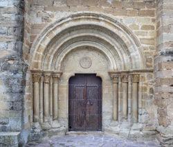 iglesia de zariquiegui