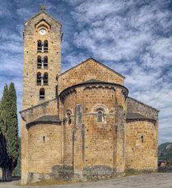 románico del ariège