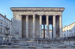 arte romano en francia