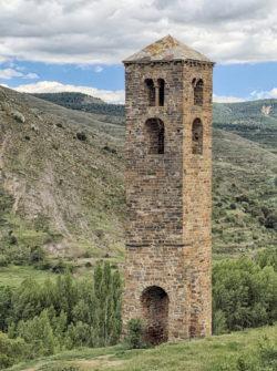 campanario románico