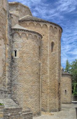 ábsides románico lombardos