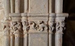 capiteles góticos