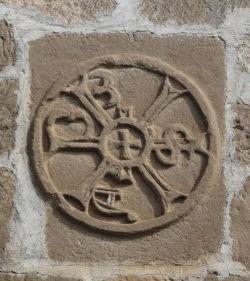 crismón trinitario bascués