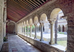 románico aragonés, roda de isábena