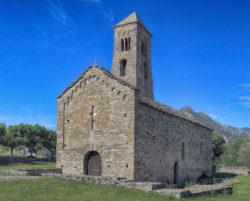 església de coll de nargó