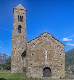 románico lombardo cataluña