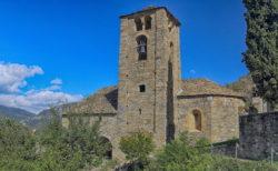 iglesia de santa eulalia beranuy