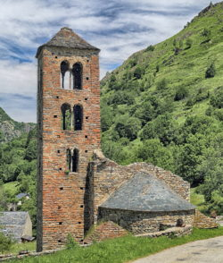 románico lombardo ariège