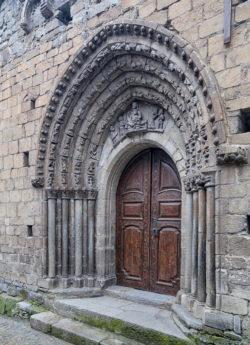 portadas románicas lleida