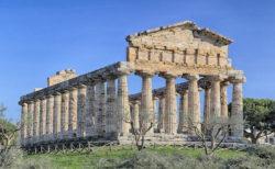 templo griego paestum italia