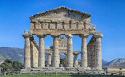 temple paestum