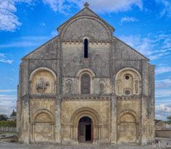 église châteauneuf sur charente