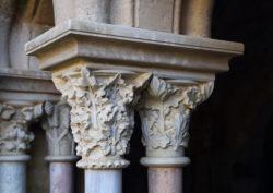 capiteles cistercienses