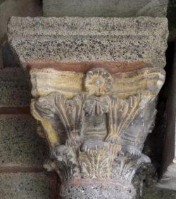 chapiteaux roman
