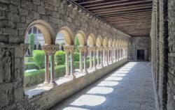 claustro monasterio de ripoll