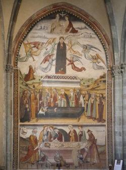 pinturas sacra di san michele