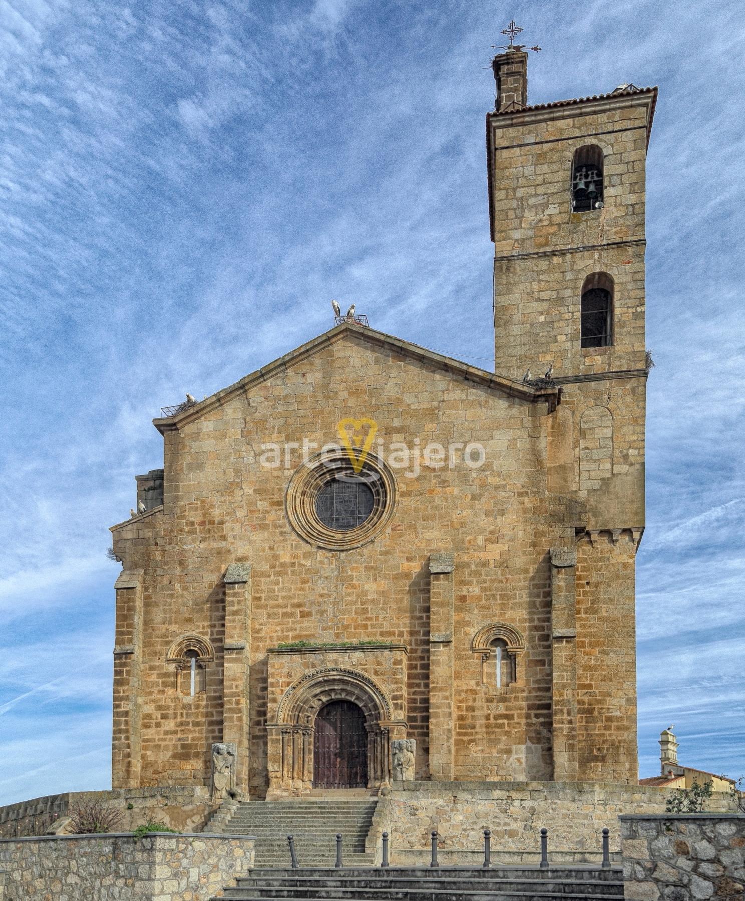 iglesia de santa maría de almocóvar