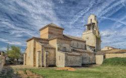 iglesia mozárabe de san cebrián de mazote