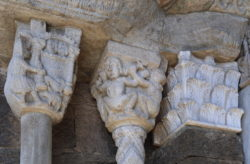 capiteles sacra di san michele