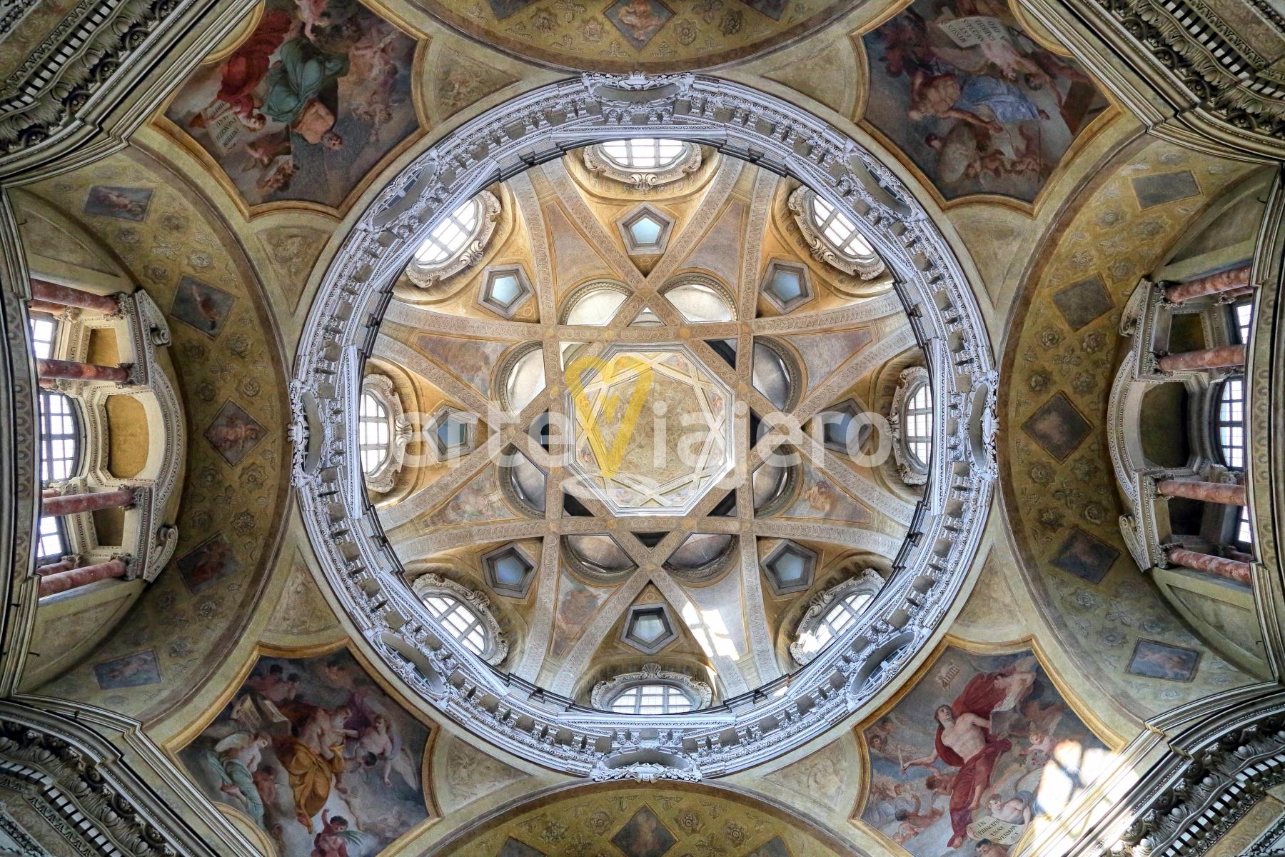 chiesa di san lorenzo, turín, guarino guarini
