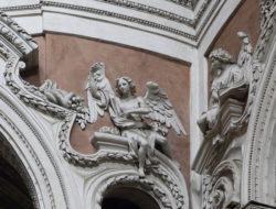 escultura ángeles