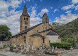 iglesia de santa maría de arties