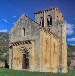 iglesia de san pedro de tejada