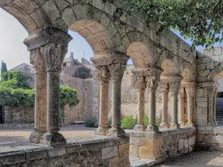 claustro de sant domènec de peralada