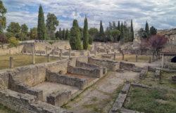 site archéologique de la villasse