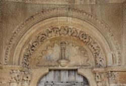 portadas románicas de burgos