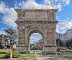 arcos romanos