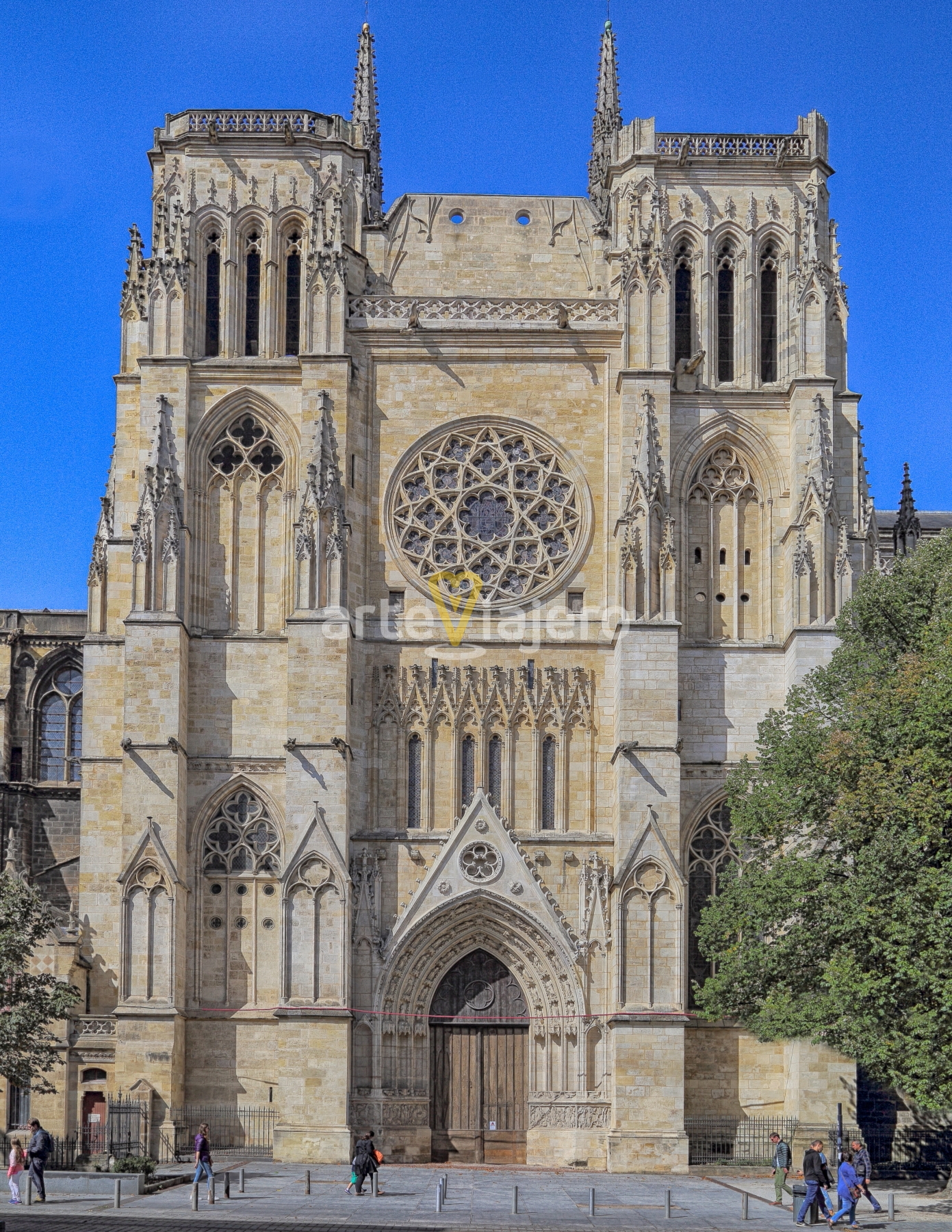 catedral de burdeos