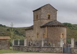 iglesia románica de navascués