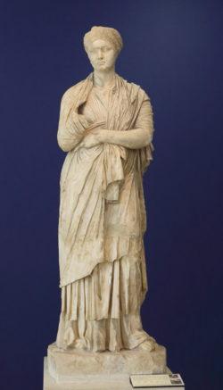 estatua de sabina