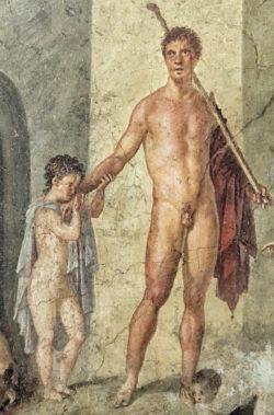 fresco pompeya