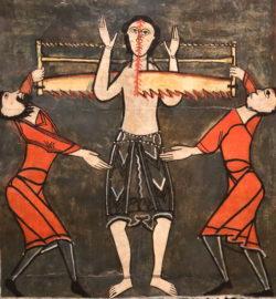 frontal de altar de durro