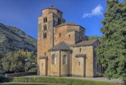 monasterio de santa maría de santa cruz de la serós