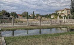 ruinas de ciudad romana