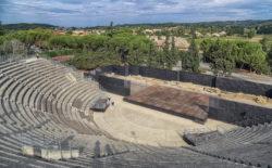 teatro de vaison la romaine