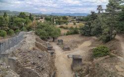 teatro romano, vaison la romaine